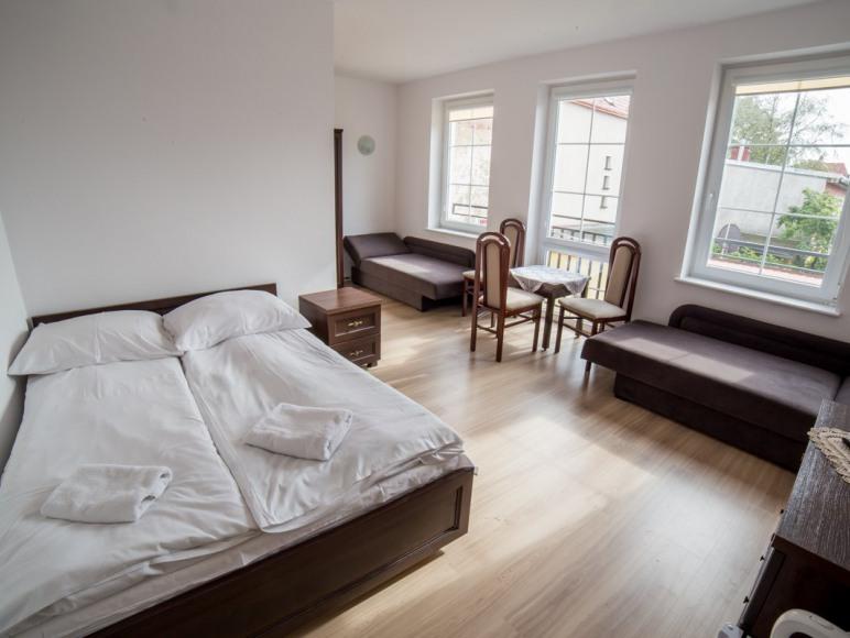 Pokoje i Apartamenty Stach