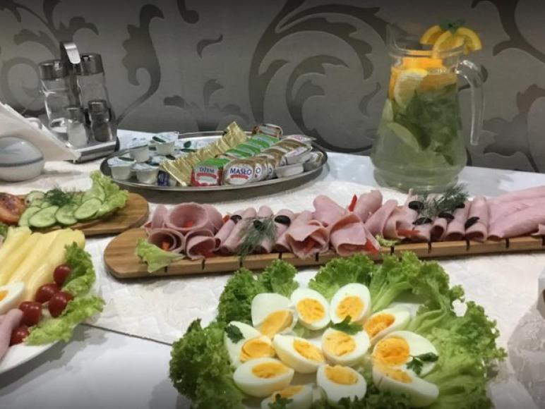 Restauracja - Hotel Kassandra