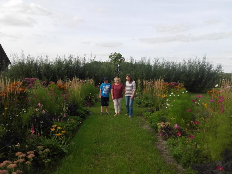 Ogródy pokazowe
