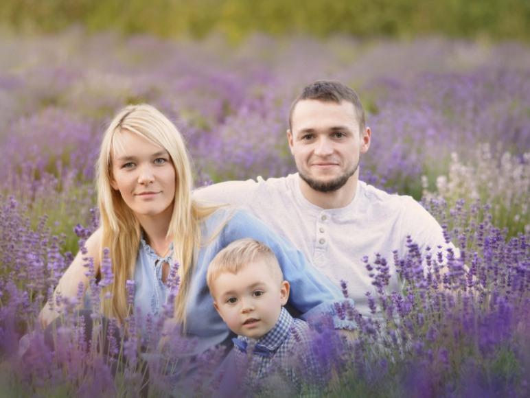Sesje zdjęciowe dla rodzin