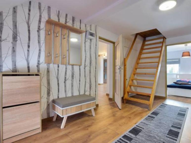 Apartament Błażkowa