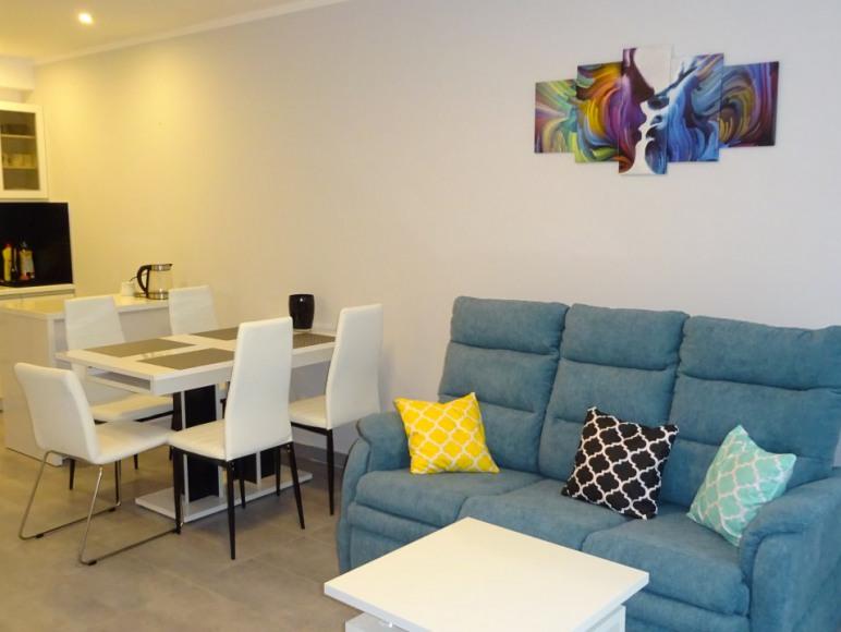 Apartament Jantar, taras, ogródek, blisko plaża