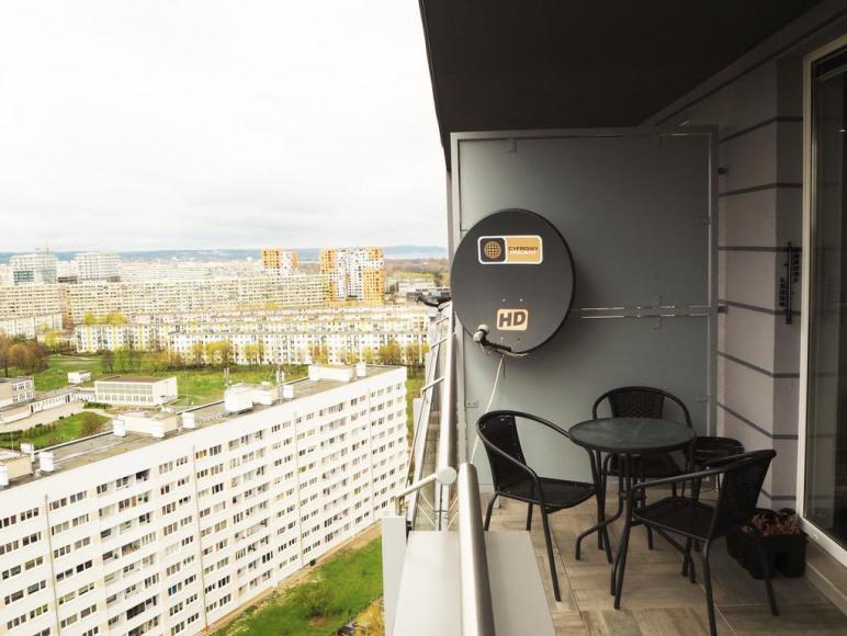 Apartament Widok