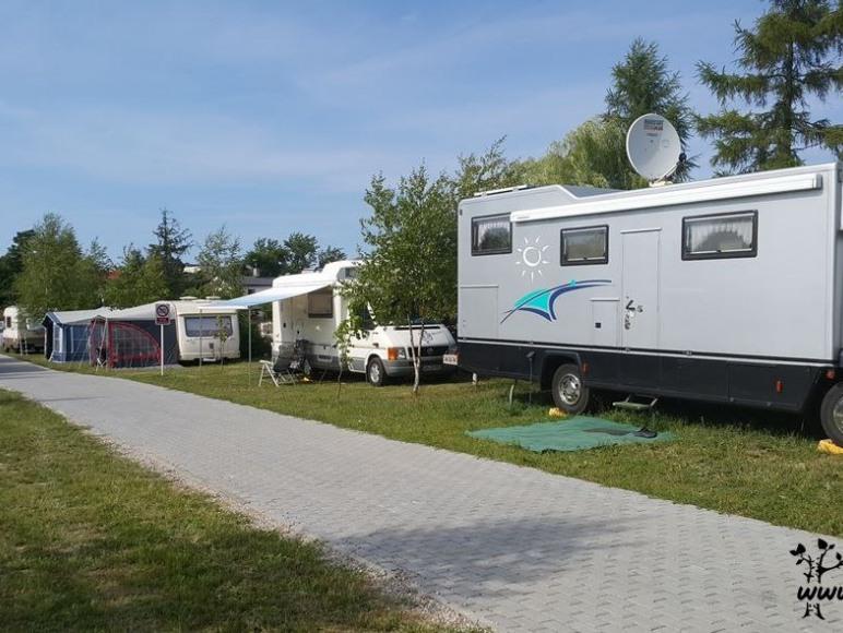 "Camping ""Pod brzozami"""