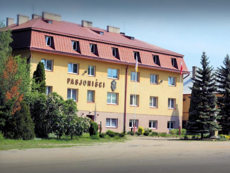 Dom Rekolekcyjny Ojców Pasjonistów w Sadowiu