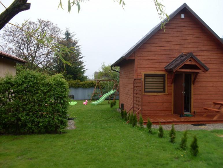 dom drewniany 5-osbowy