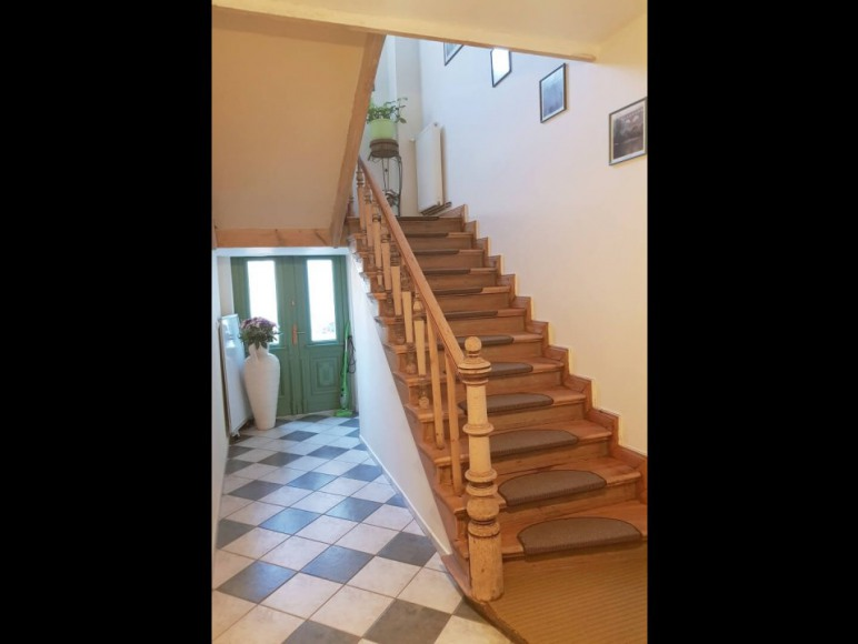 Zabytkowe schody