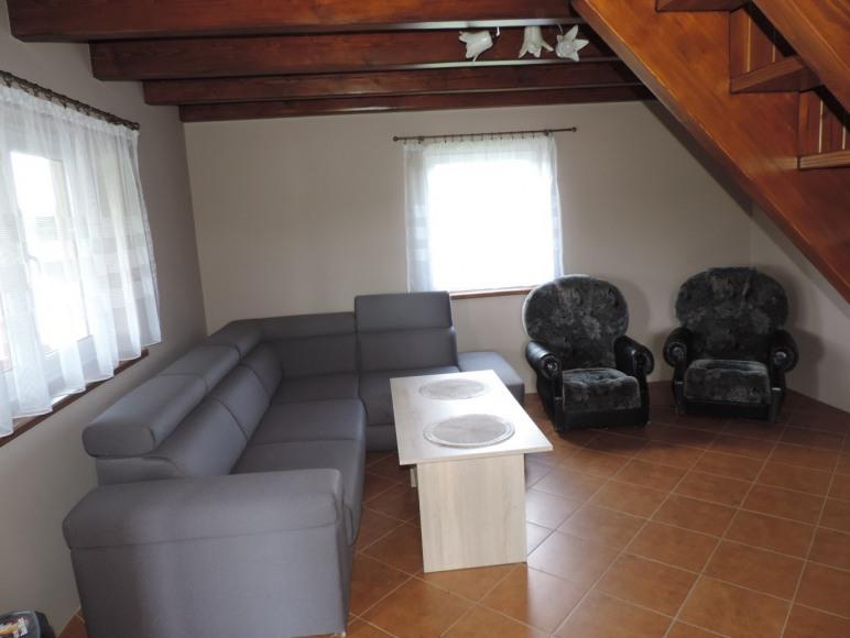 salon 2 miejsca do spania