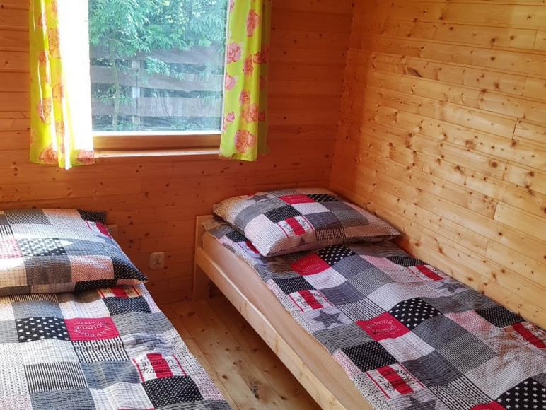 sypialnie w domku nr 3