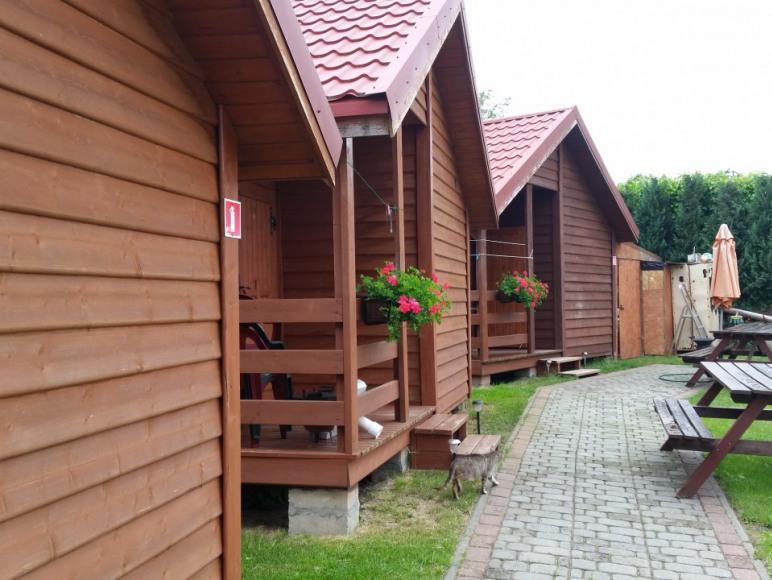 Domki drewniane Wojciechowski Bogdan