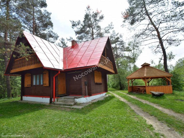 Domek i altana