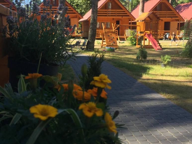 Domki Letniskowe Leśna Mila