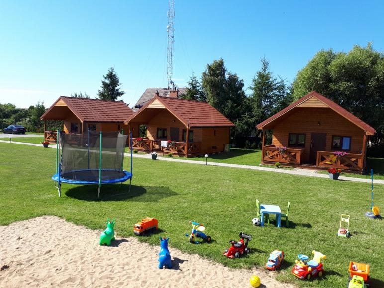 Domki Letniskowe Rekinek