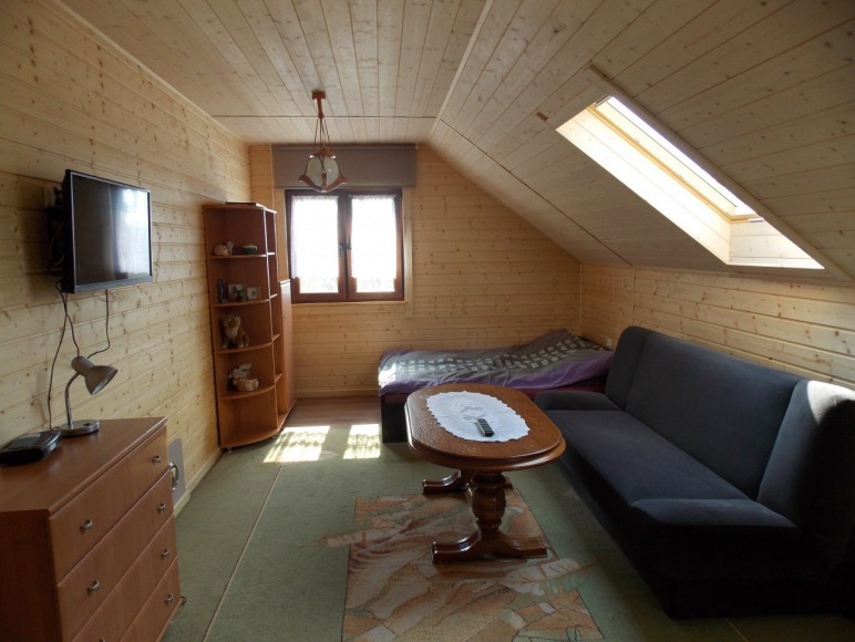 sypialnia domek nr 2