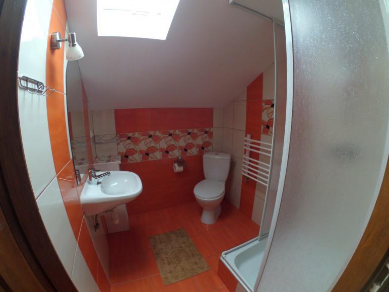 Łazienka w 1 domku
