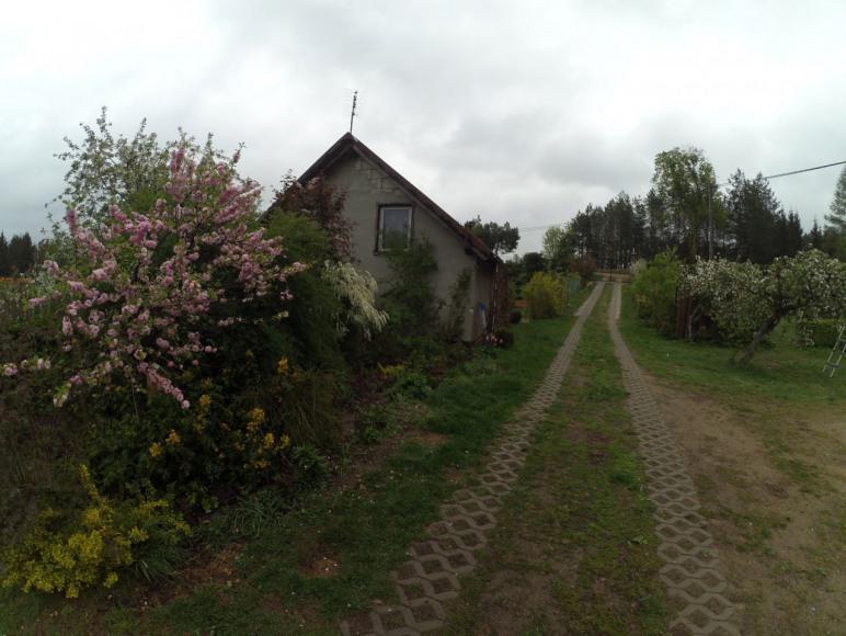 Tereny dookoła domków