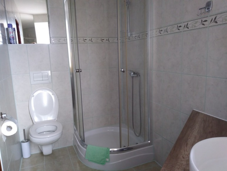 łazienka pokój 4 os