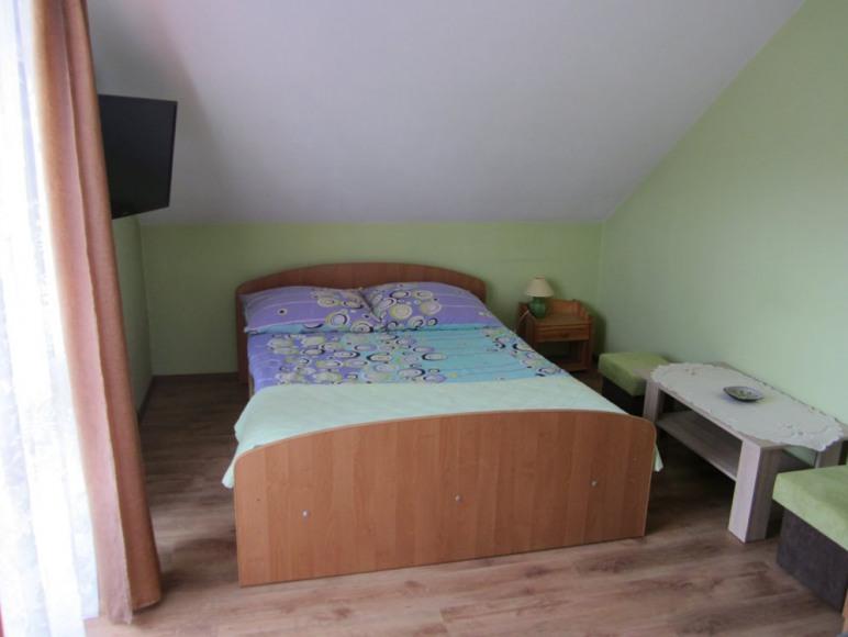 Pokój 2 os. z łazienką i balkonem