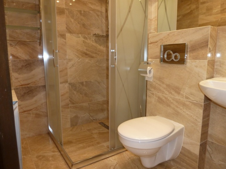 łazienka-apartament nr 5