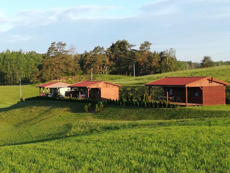 Zielona Ostoja,domek, domki do wynajęcia, Mikołajk