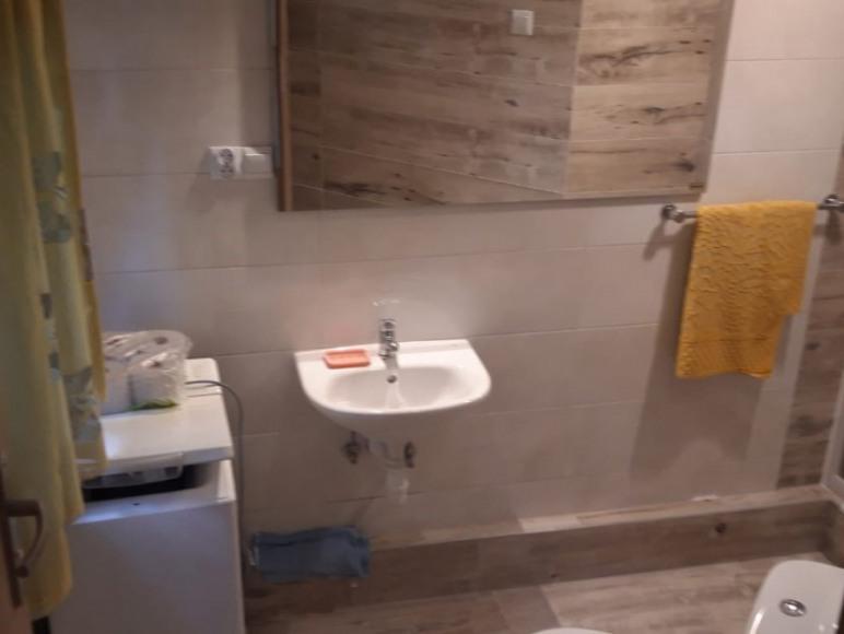 Domek wolnostojący - łazienka