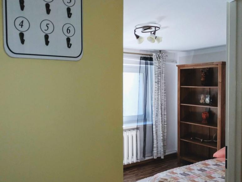 mały pokój - sypialnia 2 os.