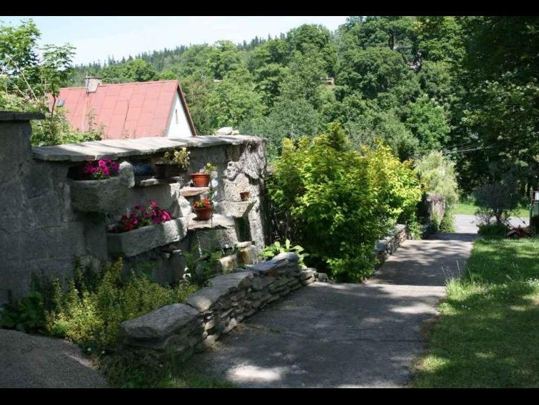 wejście camping Duszniki