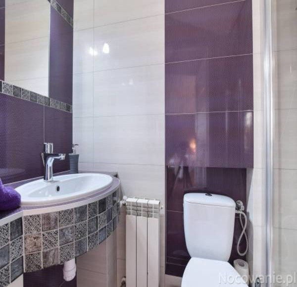 Łazienka dla Apartamentu 3-osobowego