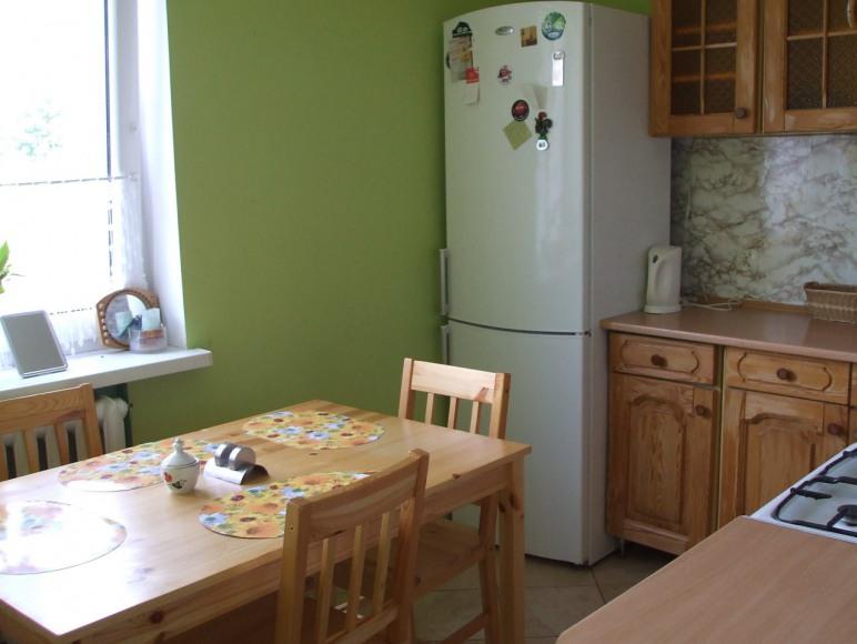 Kuchnia do dyspozycji w domu gospodarzy