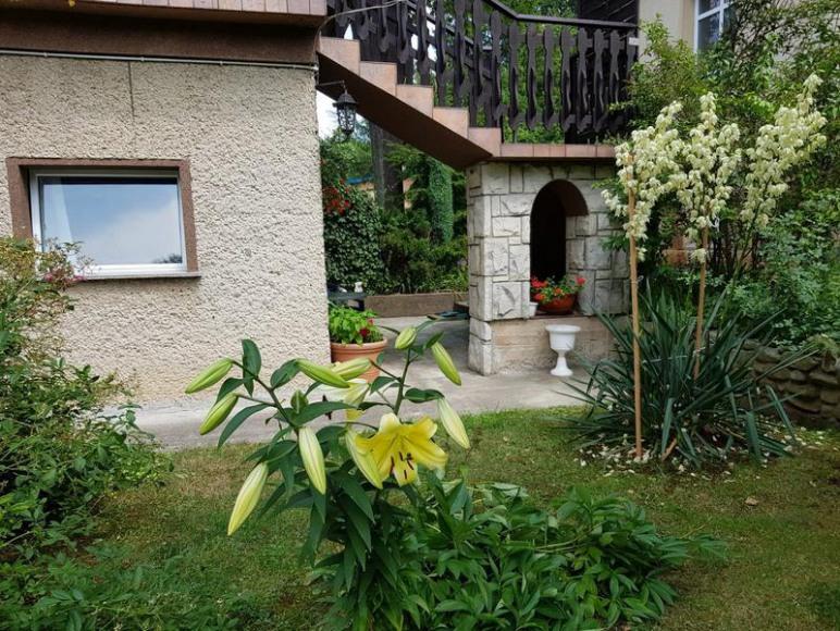 Domek pod jesionem Polanica-Zdrój