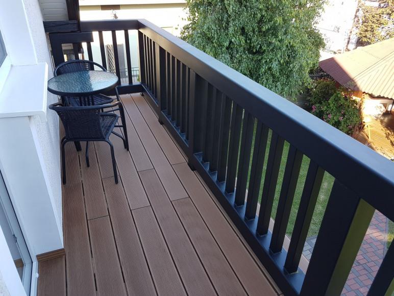 Balkon - pokój nr 4