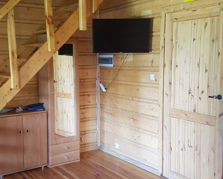 Domki Anastazewo wolne od 14 do 23 sierpnia
