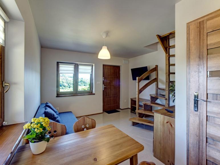 Domki /Apartamenty z widokiem na Jezioro
