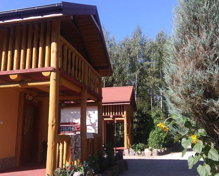 Domki letniskowe Mazury