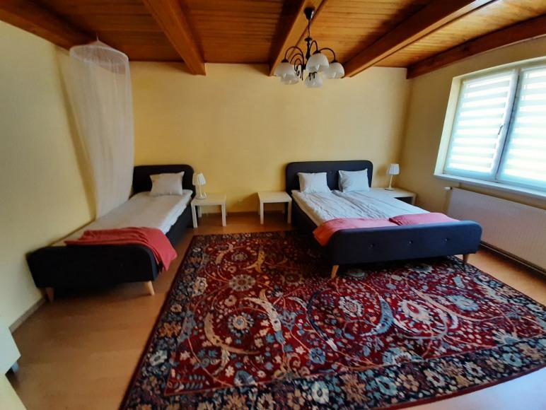 Apartament - pokój 3os.