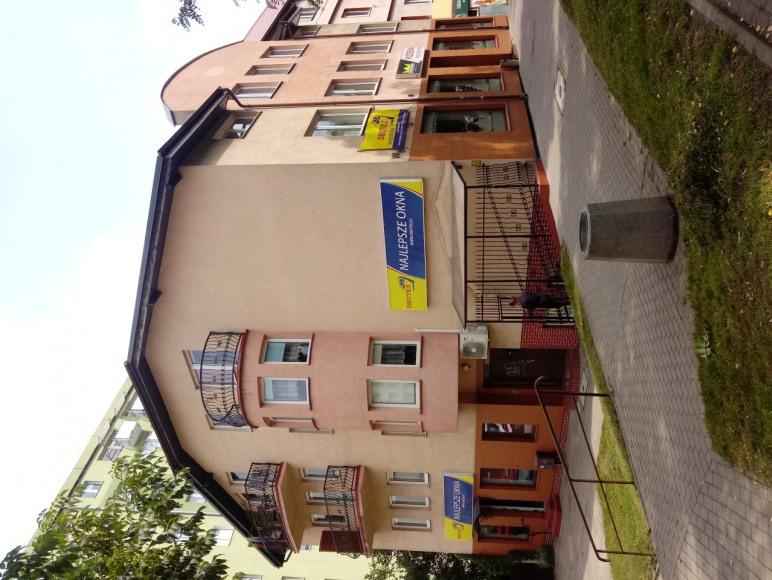 Duże mieszkanie w Gdyni.