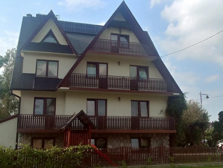 """DW """"Stasiki"""" ,Stasikowa Chata - apartamenty"""