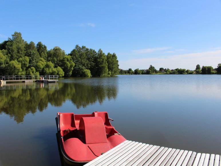 jezioro 30 m