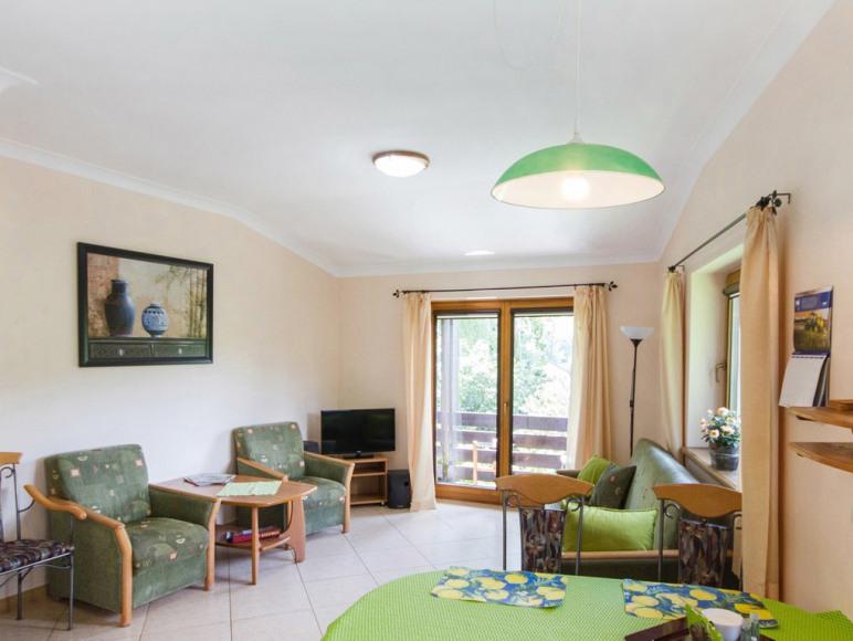 Apartament Zielono-Niebieski