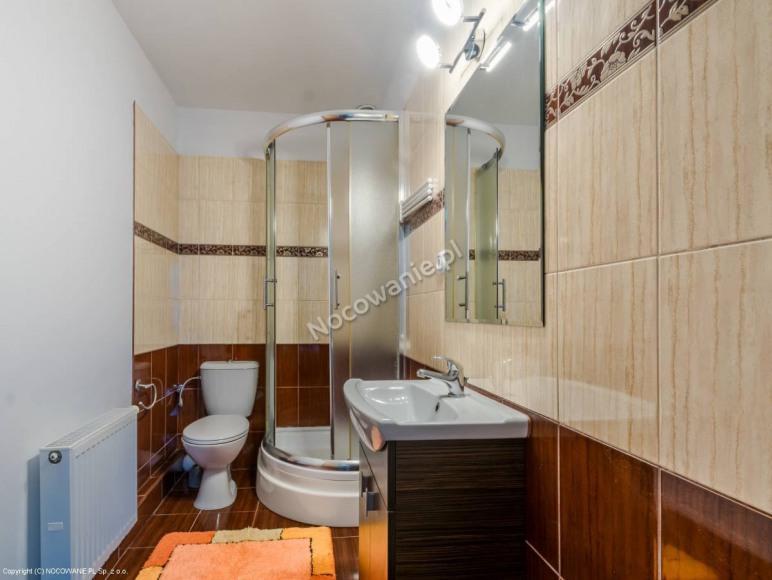 łazienka w pokoju nr. 3