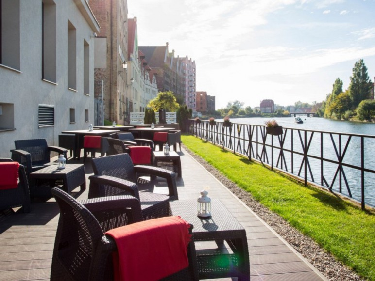 Qubus Hotel Gdańsk