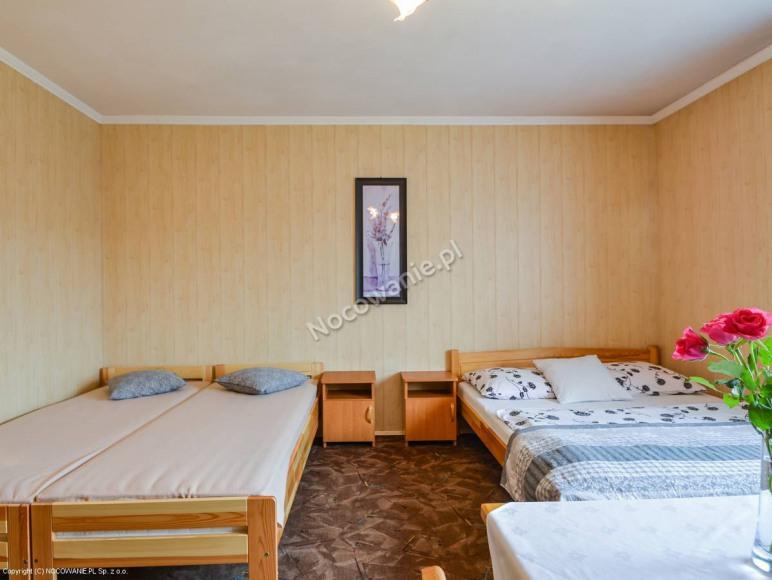 U Sobali pokoje oraz apartament