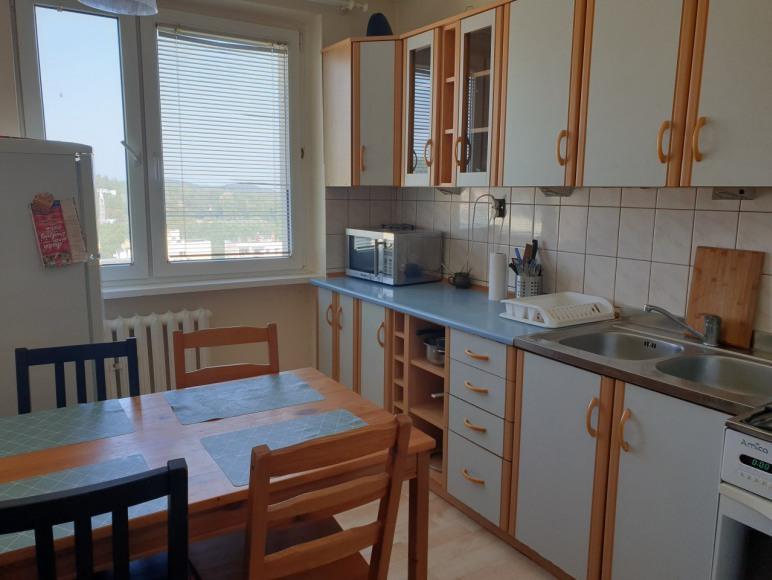 mieszkanie nr 1 kuchnia