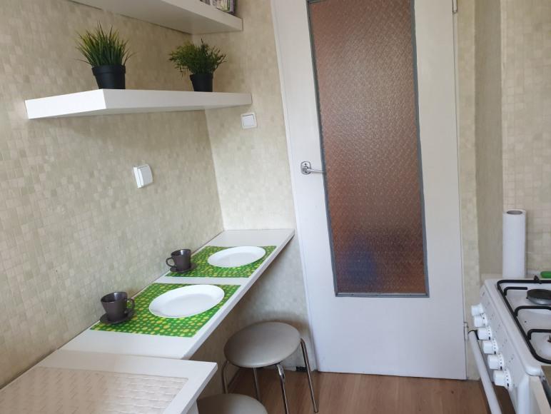 mieszkanie nr 2 kuchnia