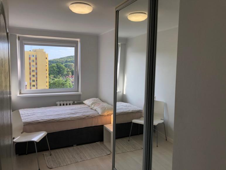 N708 sypialnia
