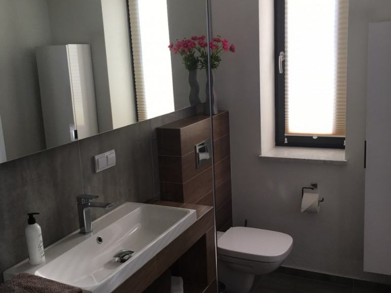 Łazienka - Apartament 1