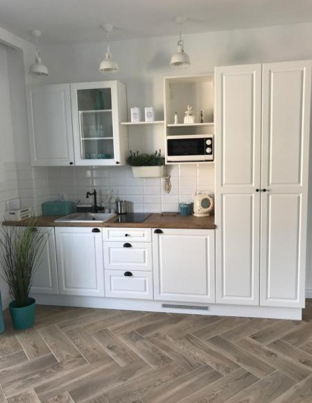 Kuchnia Apartament typu Studio