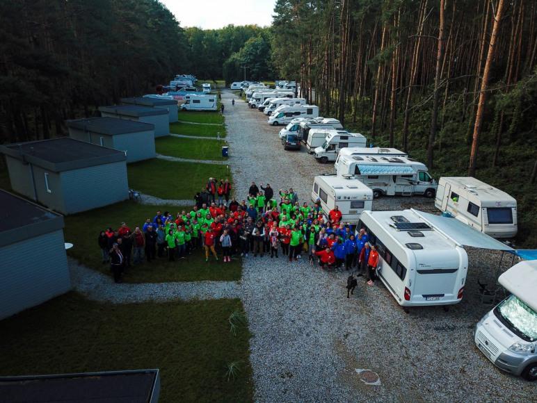Zorganizowaliśmy Pierwszy Zlot Fanów Polskiego Caravaningu!