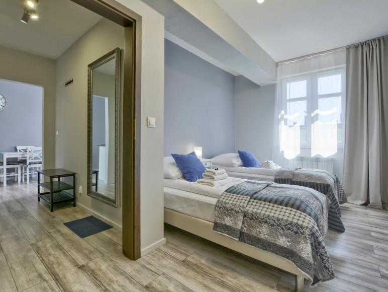 Apartament 25 klimatyzowany