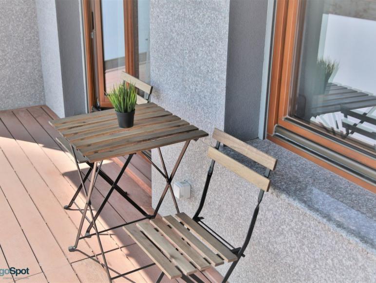 BatogoSpot Tumski Balcony 13B